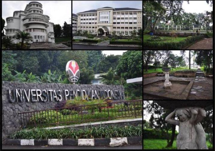 Uniersitas Pendidikan Indonesia (UPI) , Jas Almamater Universitas Terkeren