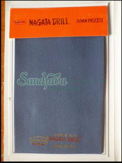 Kain Nagata Drill, Bahan Jas Almamater