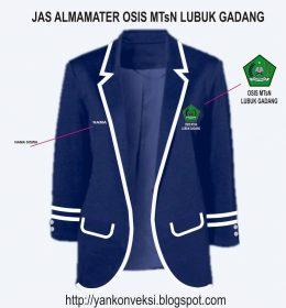 jaket almamater smp, jaket almet smp lc-004
